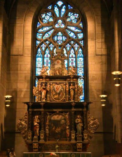 Skara domkyrka altartavla