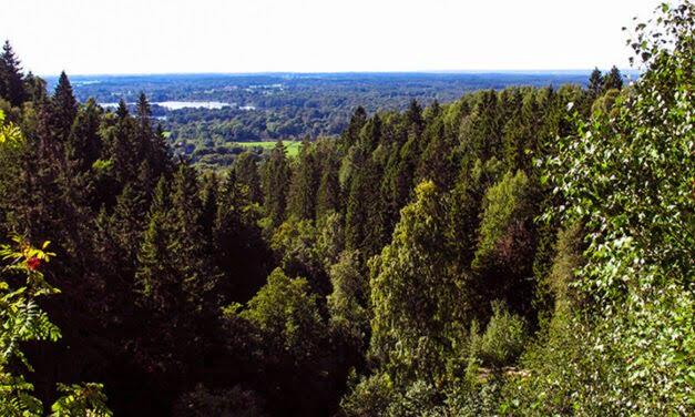 Jättadalen och Öglunda grotta
